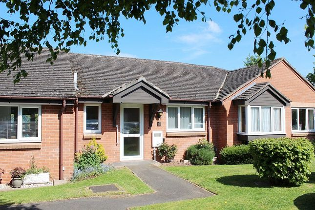 Thumbnail Terraced bungalow for sale in Ashdene Gardens, Kenilworth