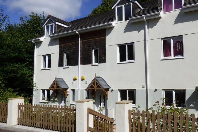 Thumbnail Terraced house for sale in The Orchard, Old Totnes Road, Buckfastleigh