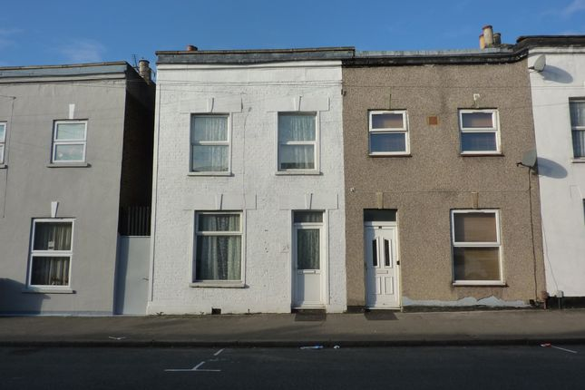 Thumbnail End terrace house for sale in Sidney Road, South Norwood