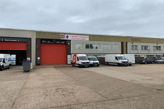 Thumbnail Warehouse to let in South Hampshire Industrial Park, Brunel Road, Totton