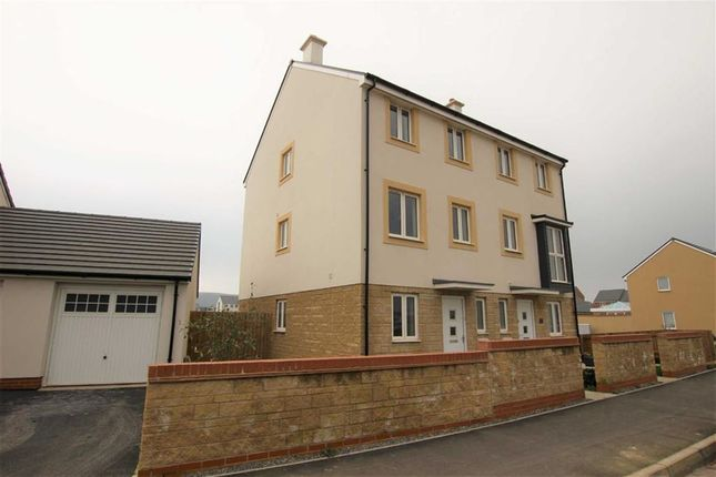 Thumbnail Semi-detached house for sale in Glider Avenue, Weston-Super-Mare
