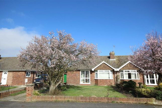 Thumbnail Semi-detached bungalow for sale in Doubledays, Cricklade, Wiltshire
