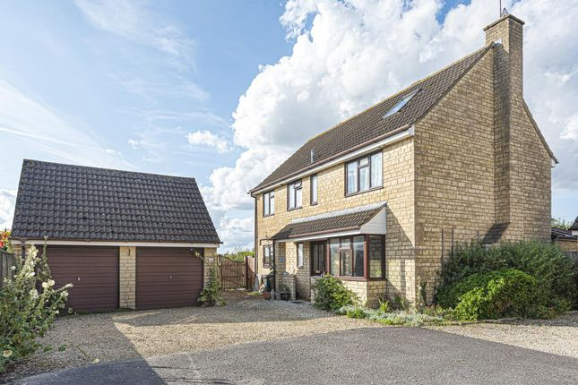 Thumbnail Detached house to rent in The Cursus, Lechlade