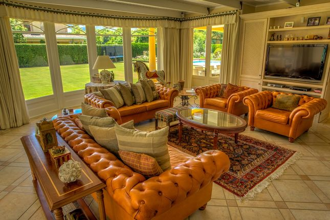 Lounge of The Silverhurst Estate, Constantia, Cape Town, Western Cape, South Africa
