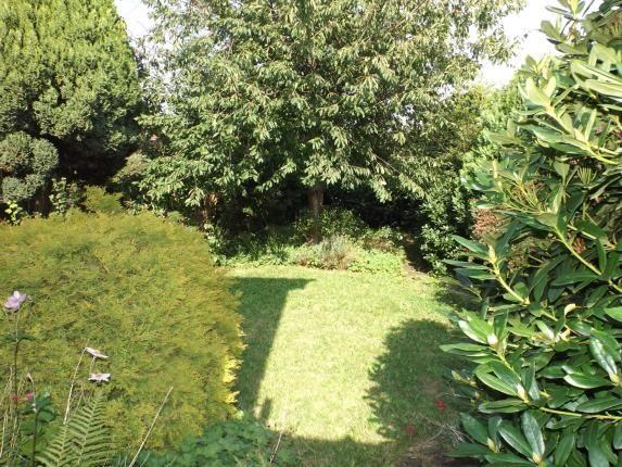 Garden of Haddon Crescent, Chilwell, Nottingham, Nottinghamshire NG9