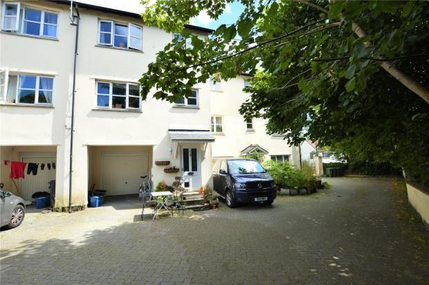 Thumbnail Terraced house for sale in Holne Court, Church Street, Buckfastleigh, Devon
