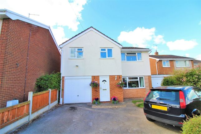 Detached house for sale in Mansfield Avenue, Hawarden