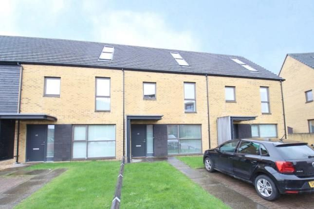Thumbnail Terraced house for sale in Sydney Crescent, Athletes Village, Glasgow