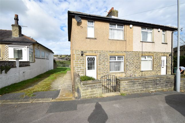 Thumbnail Semi-detached house to rent in Fell Lane, Keighley, West Yorkshire