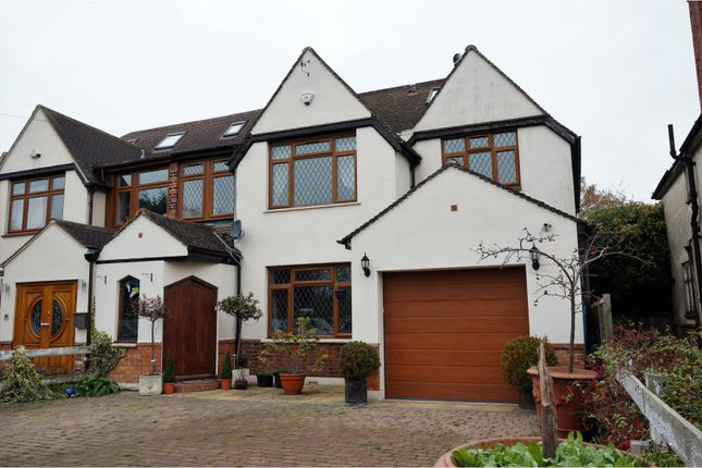 Thumbnail Semi-detached house for sale in Ditton Road, Slough