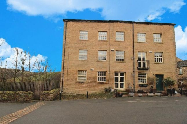 Thumbnail Flat for sale in Town Ing Mills, Stainland, Halifax