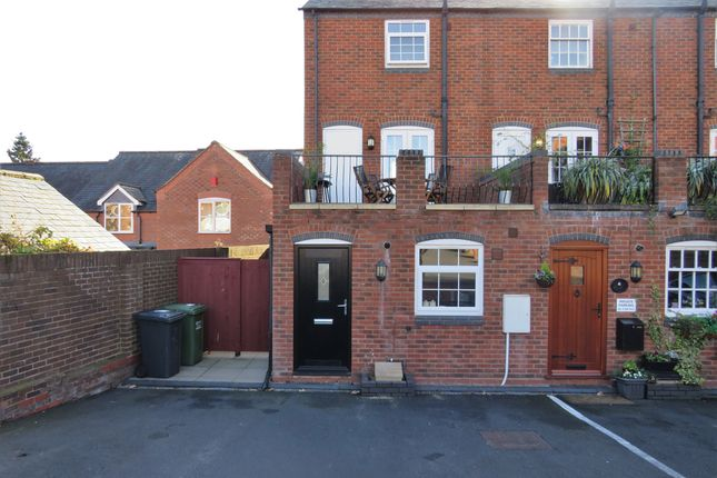 Thumbnail End terrace house for sale in Bell Row, Stourport-On-Severn