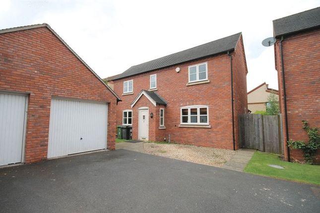 Thumbnail Detached house for sale in Dunstone Court, Market Drayton