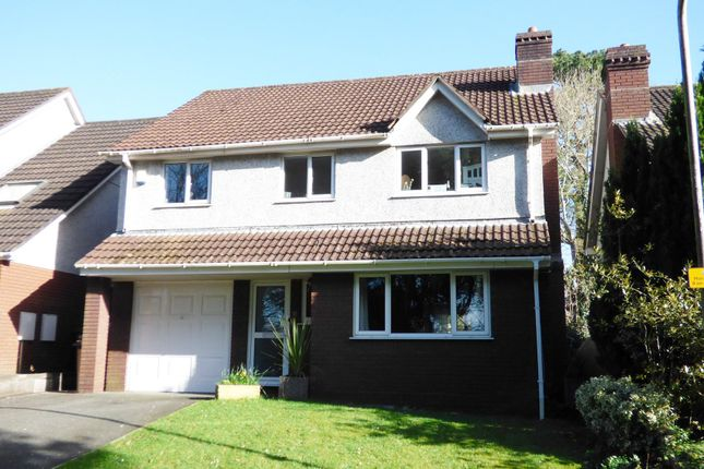 Thumbnail Detached house for sale in Priory Ridge, Plympton, Plymouth