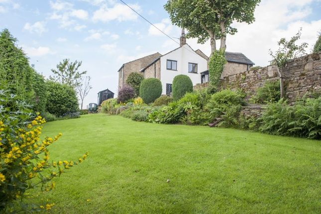 Thumbnail Detached house for sale in Werneth Low Road, Hyde