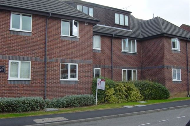 Thumbnail Flat to rent in Oxford Street, Rugby