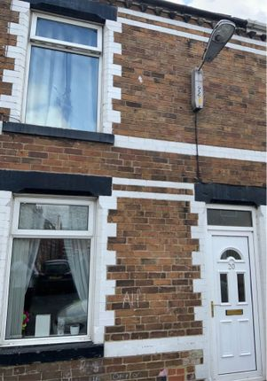 Thumbnail Terraced house for sale in Vickers Street, Bishop Auckland