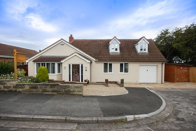 Thumbnail Detached house for sale in Willow Close, Saltburn-By-The-Sea