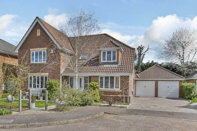 Thumbnail Detached house for sale in Silk Mill Road, Redbourn, St. Albans, Hertfordshire
