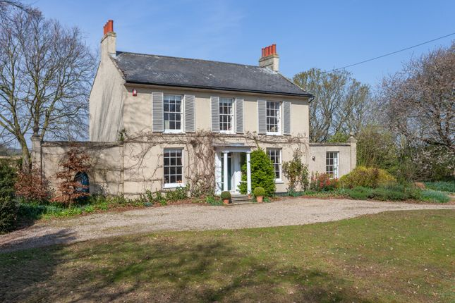 Thumbnail Detached house for sale in Beccles Road, Toft Monks, Beccles