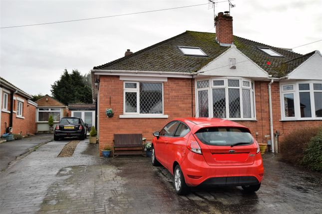 Thumbnail Semi-detached bungalow for sale in St. Lythans Road, Barry