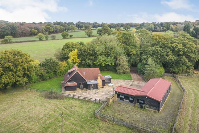 Aerial2-2 of Chivers Road, Stondon Massey, Brentwood CM15