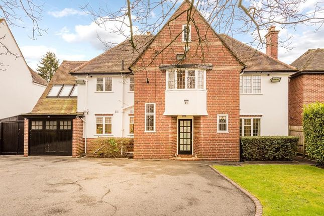 Thumbnail Detached house for sale in St Marys Road, Harborne, Birmingham