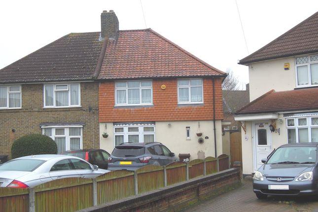 Thumbnail Semi-detached house for sale in Raydons Road, Dagenham