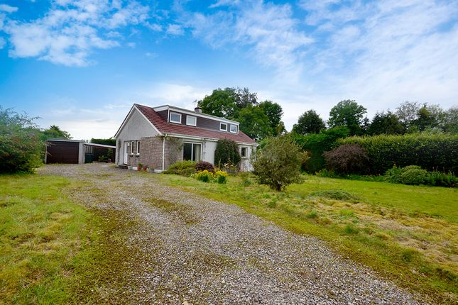 Thumbnail Detached house for sale in North Connel, Oban