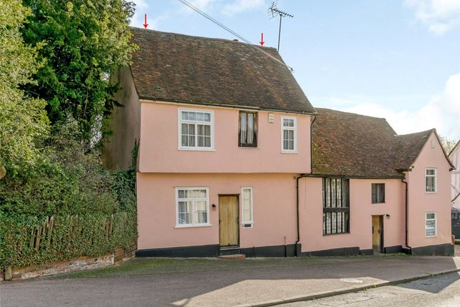 Thumbnail Semi-detached house for sale in Lady Street, Lavenham, Sudbury, Suffolk