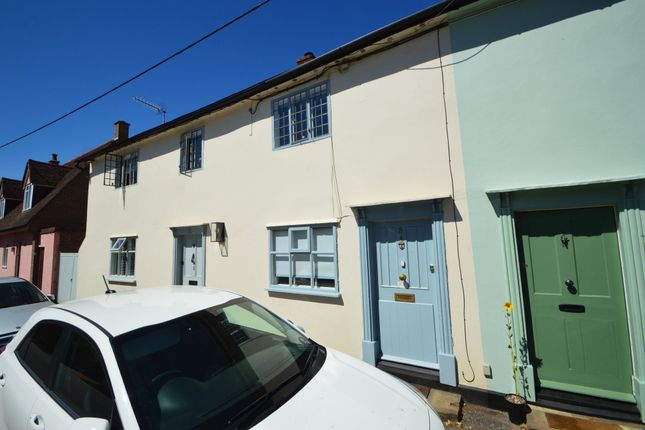 Thumbnail Cottage for sale in The Street, Stoke By Clare, Sudbury