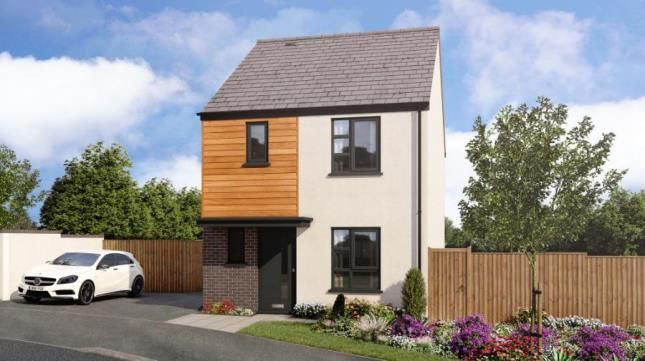 Thumbnail Semi-detached house for sale in Equinox 1, Exeter