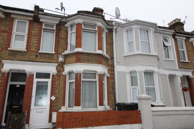 Thumbnail Terraced house for sale in Norfolk Road, Gravesend, Kent