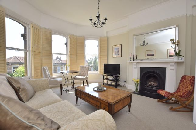 Thumbnail Flat for sale in Beaconsfield Road, Clifton, Bristol