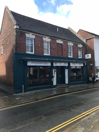 Thumbnail Leisure/hospitality for sale in Drayton Mill Court, Cheshire Street, Market Drayton