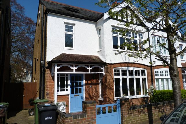 Thumbnail Semi-detached house to rent in Kingsbury Avenue, St. Albans, Hertfordshire