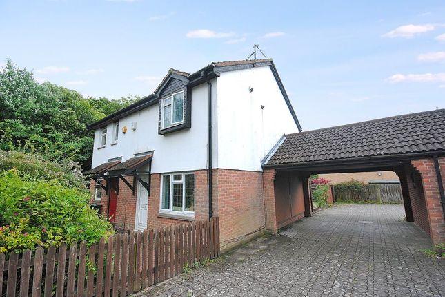 Thumbnail Detached house to rent in Mathams Drive, Bishops Stortford, Hertfordshire