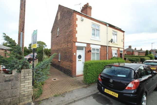 Thumbnail Semi-detached house to rent in Slater Street, Biddulph, Stoke-On-Trent