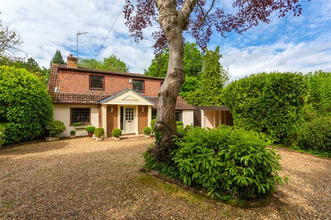 Thumbnail Detached house for sale in Kimpton Road, Blackmore End, Wheathampstead, Hertfordshire
