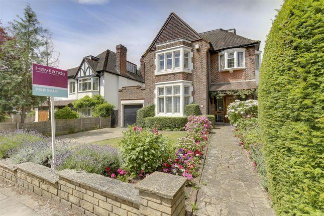 Thumbnail Detached house for sale in Powys Lane, London