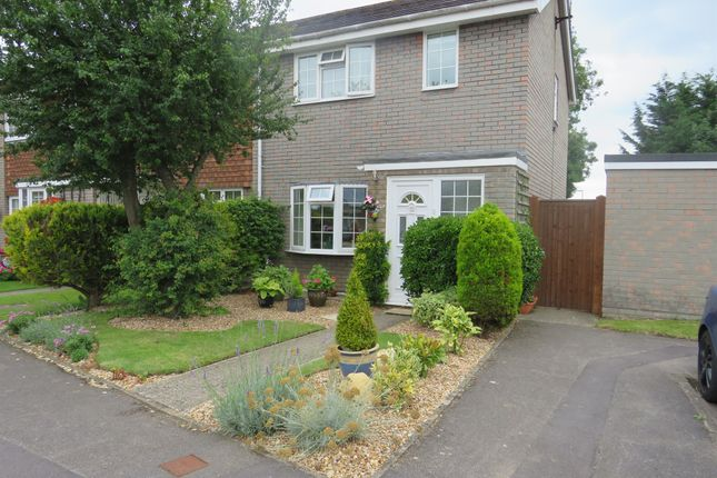 2 bed end terrace house for sale in Compton Drive, Bognor Regis