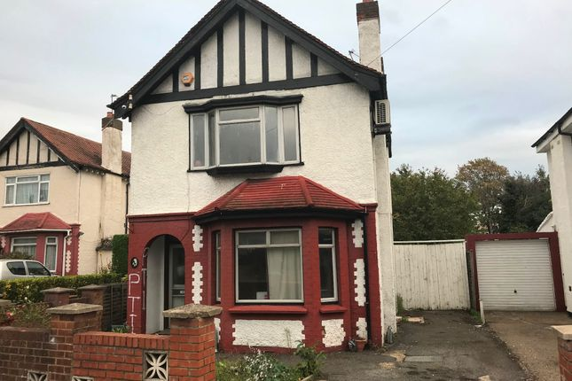 Thumbnail Detached house to rent in Farnham Road, Slough