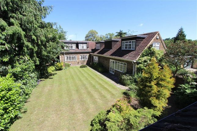 Thumbnail Detached house for sale in Copper Beech Way, Leighton Buzzard