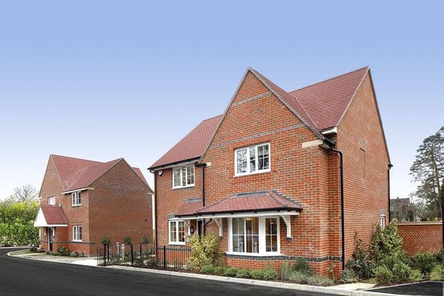 "Thumbnail Detached house for sale in ""Cambridge"" at Stanley Close, Corby"