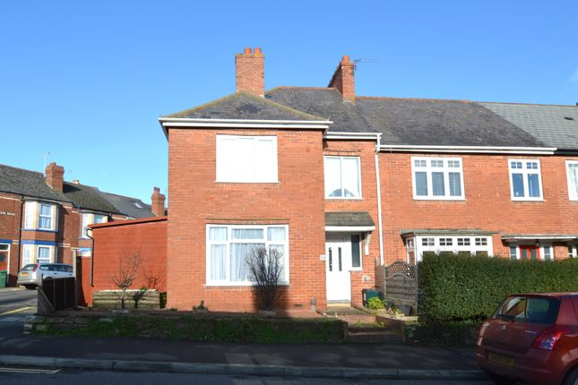 3 bed end terrace house for sale in South Lawn Terrace, Heavitree, Exeter