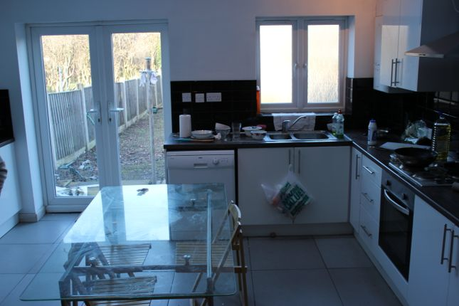 Thumbnail Terraced house to rent in Wollaton Road, Nottingham