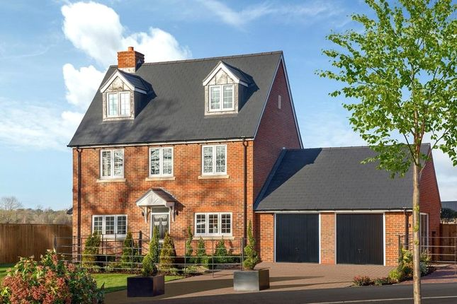 Thumbnail Detached house for sale in Elm Bridge Mead, Benson, Wallingford, Oxfordshire
