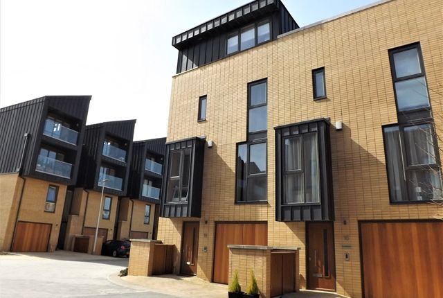 Thumbnail Link-detached house for sale in Francis Street, Cardiff Pointe, Cardiff