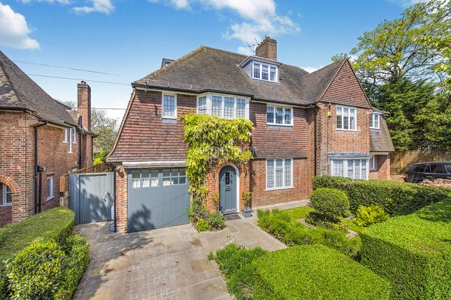 Thumbnail Semi-detached house for sale in Gurney Drive, London