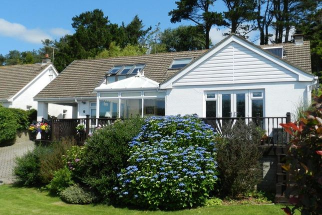 Thumbnail Detached bungalow for sale in Kiln Park, Burton, Milford Haven